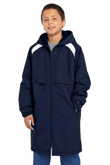 Aggie Youth Long Team Parka