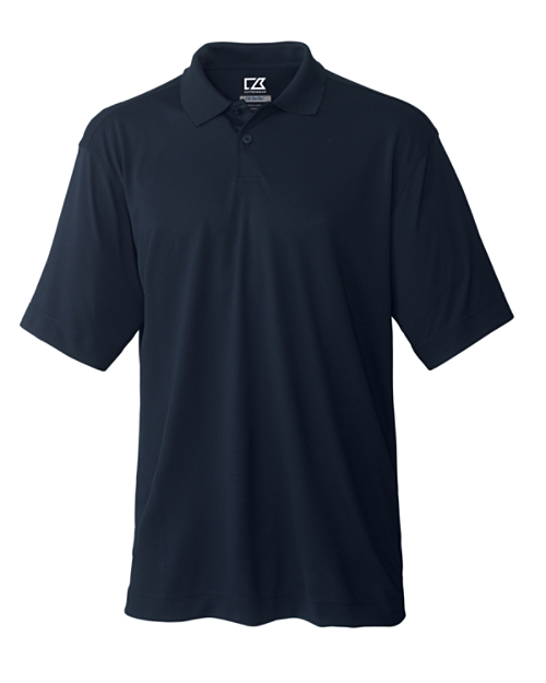 USU Mens CB DryTec Kingston Pique Polo