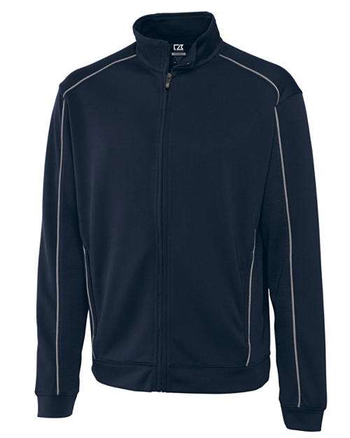 USU Mens CB DryTec Edge Full Zip