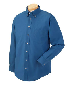 USU Mens Executive Performance Broadcloth w/Spread Collar
