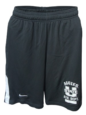 USU Dry-Fit Monster Mesh Short