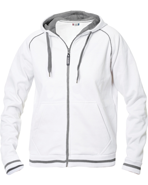 Aggie Ladies Grace Fleece Hooded Full Zip